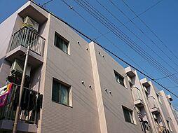 ウィステリア野田1番館[3階]の外観