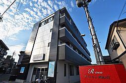 大阪府羽曳野市恵我之荘5の賃貸マンションの外観