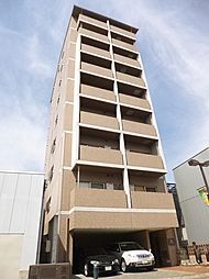 大阪府池田市西本町の賃貸マンションの外観