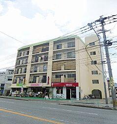 福岡県福岡市早良区飯倉7丁目の賃貸マンションの外観