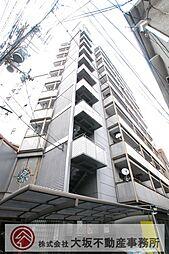 大阪府大阪市浪速区恵美須東1丁目の賃貸マンションの外観