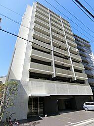 レジュールアッシュ梅田WEST[10階]の外観