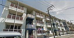 メロディーハイム浅香[1階]の外観