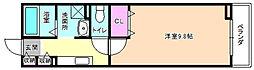 サギタリウスレオ[1階]の間取り
