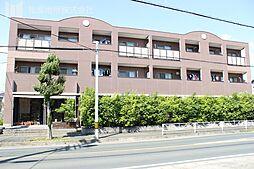 愛知県豊川市四ツ谷町3丁目の賃貸マンションの外観