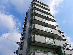 大阪府豊中市上野坂2丁目の賃貸マンションの外観