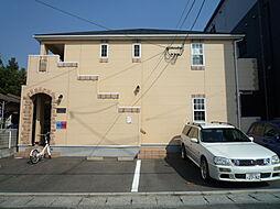 リブレア清水A棟[1階]の外観