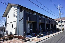 [テラスハウス] 栃木県真岡市高勢町2丁目 の賃貸【/】の外観
