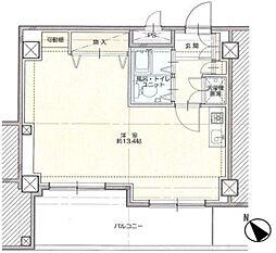 TKビル[7階]の間取り