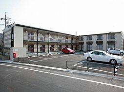 愛知県愛知郡東郷町白鳥1丁目の賃貸アパートの外観