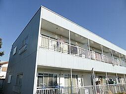 コーポ嶋田I[2階]の外観