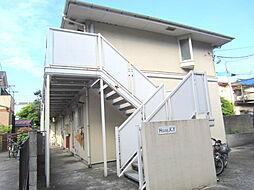 東京都大田区池上2丁目の賃貸アパートの外観