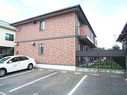 アカイユ那珂川[2階]の外観