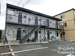 六名駅 3.4万円