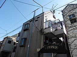 東京都小平市小川西町3の賃貸マンションの外観