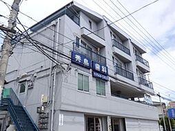 神奈川県横浜市港南区上永谷2丁目の賃貸マンションの外観