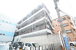 大阪府堺市堺区砂道町3丁の賃貸マンションの外観