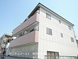 プランタンマンション[3階]の外観
