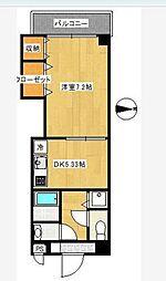 グレイスコート新宿[3階]の間取り