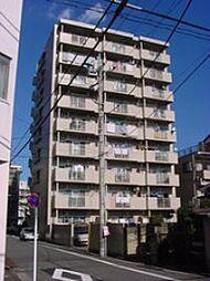 カメリヤマンション[4階]の外観