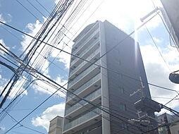 大阪府大阪市北区兎我野町の賃貸マンションの外観