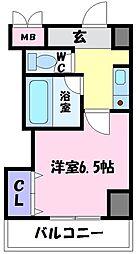 イーグルマンション[3階]の間取り