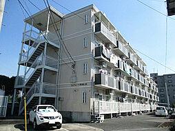 コンフォート新吉田A[3階]の外観