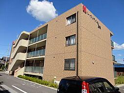 滋賀県彦根市正法寺町の賃貸マンションの外観