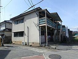サニーホーム丸屋[2階]の外観