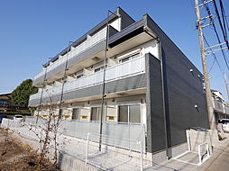 神奈川県相模原市南区相模台1丁目の賃貸アパートの外観