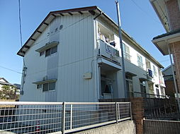 愛知県豊田市美里1丁目の賃貸アパートの外観