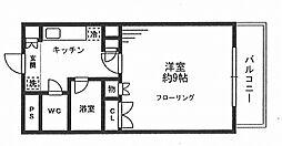 ソナーレII[1階]の間取り