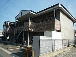愛知県岩倉市神野町の賃貸アパートの外観