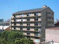 大橋南公園パークマンション[2階]の外観