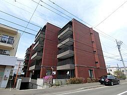北海道札幌市中央区南十四条西13丁目の賃貸マンションの外観