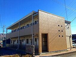 長野県塩尻市大門泉町の賃貸アパートの外観