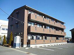 パレロワイヤル C[1階]の外観