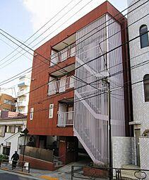 東京都文京区大塚5の賃貸マンションの外観