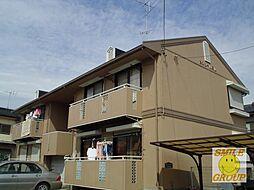 セジュール栗山[101号室]の外観