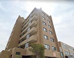 福島県郡山市開成4丁目の賃貸マンションの外観