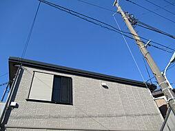 東京都大田区大森東5丁目の賃貸アパートの外観