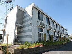 千葉県市原市南国分寺台4丁目の賃貸アパートの外観
