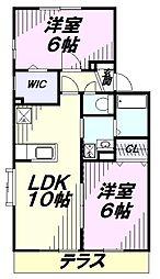 JR五日市線 武蔵五日市駅 バス4分 小林坂下車 徒歩1分の賃貸アパート