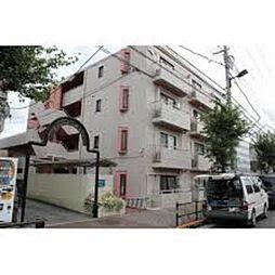 東京都福生市南田園1丁目の賃貸マンションの外観