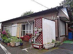 安田アパート[1階]の外観