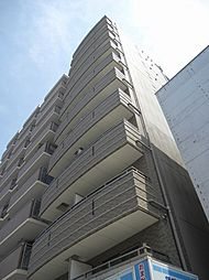 大阪府大阪市福島区海老江6丁目の賃貸マンションの外観