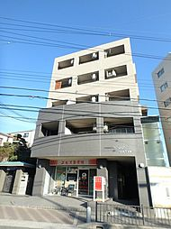 大阪府豊中市長興寺北2丁目の賃貸マンションの外観