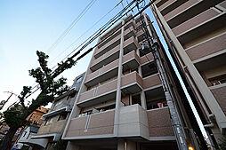 大阪府堺市堺区宿院町西3丁の賃貸マンションの外観