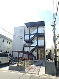 埼玉県さいたま市桜区西堀10丁目の賃貸マンションの外観