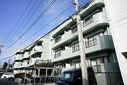 栃木県宇都宮市上戸祭町の賃貸マンションの外観